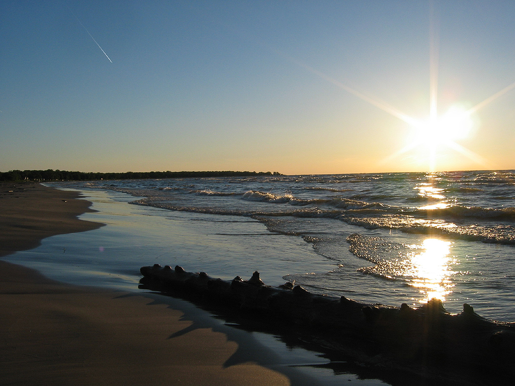 Lake-huron-ipperwash-beach