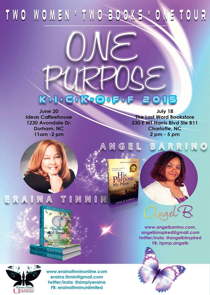 ANGEL BOOK TOUR