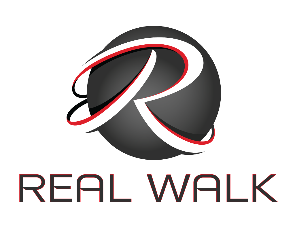 Real-Walk-Logo - White Stroke